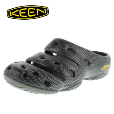 KEEN メンズ サンダル Yogui Arts 1002036 Grahite