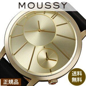 MOUSSY時計 マウジー腕時計 MOUSSY 腕時計 マウジー 時計 オリエント ORIENT ビッグ ケース MOUSSYBig Case[ギフト クリスマス プレゼント x'mas ご褒美]...