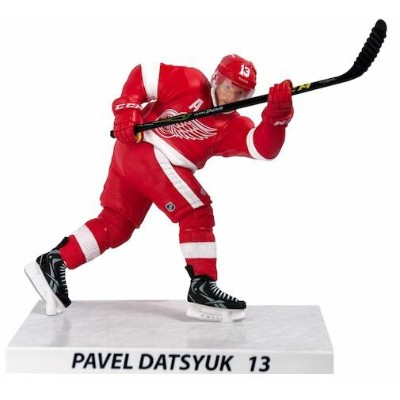 【まもなく再入荷 1709】Imports Dragon NHL フィギュア Wave 2/Pavel Datsyuk (Detroit Red Wings)