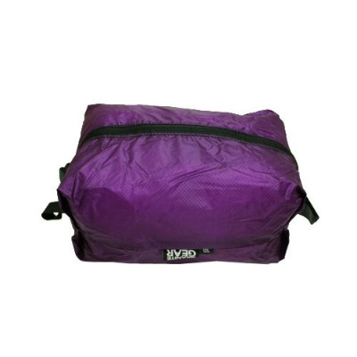Granite Gear Air Zip Sack / pouch stuff ultralight weight 30D Cordura S Size Grape グラナイト ギア エア ジップ...