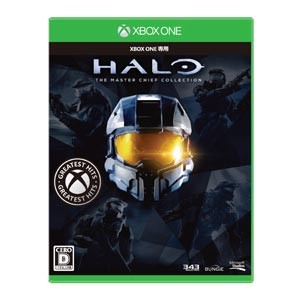 【Xbox One】Halo: The Master Chief Collection Greatest Hits マイクロソフト [RQ2-00063]【返品種別B】