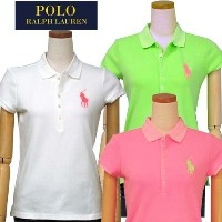 【10%OFFクーポン】POLO by Ralph LaurenラルフローレンGirl'sビッグポニー半袖鹿の子ポロシャツ【2016-Spring/NewColor】ラルフローレン ガールズギフト...