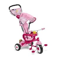 Radio Flyer EZ Fold Stroll 'N Trike Pink by Radio Flyer ラジオフライヤー
