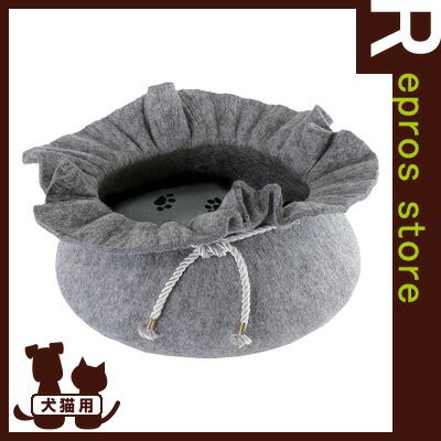 PAW-PAW DRAWSTRING PET BED ▽s ペット グッズ 犬 ドッグ 猫 キャット ベッド メーカー直送 同梱不可 代引不可