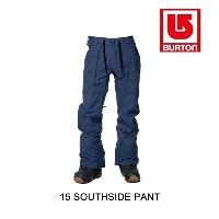 2015 BURTON バートン パンツ SOUTHSIDE PANT TEAM BLUE