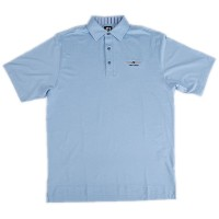Vokey Design FJ Heather Lisle with Self Collar Polo【ゴルフ ゴルフウェア>ポロ/長袖シャツ】