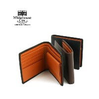 """【POINT20倍】Whitehouse Cox(ホワイトハウスコックス)ホースハイド 二つ折り財布 ウォレット """"NOTECASE WITH COIN CASE(DERBY COLLECTION)..."""