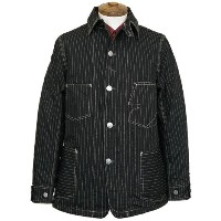 FREEWHEELERS フリーホイーラーズ THE IRONALL FACTORIES CO. Cincinnati, Ohio BLACK WABASH STRIPE BORDER...