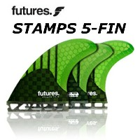 FUTURES FIN TIM STAMPS RTM HEX V2 5FIN フューチャーフィン ティム・スタンプス