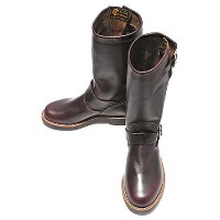 "【ポイント15倍】Chippewa(チペワ) Women's 11-inch ""Original"" Engineer (Cordovan)"