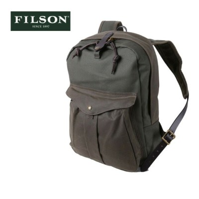 【FILSON/フィルソン】 バックパック Rugged Twill Backpack 70083 日本正規品 お買い得!【即日発送】