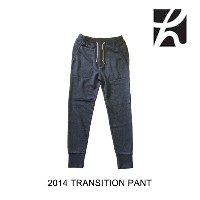 2014 HOLDEN ホールデン パンツ TRANSITION PANT GREY HEATHER
