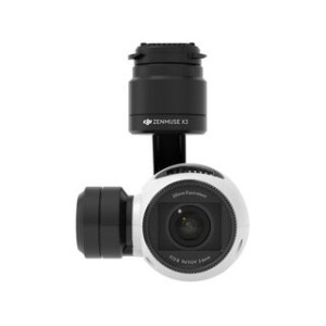 DJI CP.BX.000049 Part 40 Gimbal and Camera Unit Zenmuse X3【Zenmuse】
