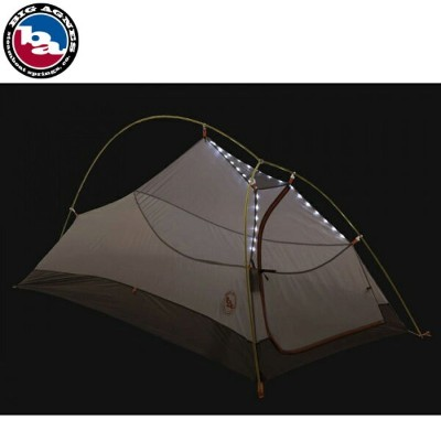 【P最大43倍・12/11(火)2時迄】BIG AGNES FLY CREEK UL1 mtnGLO Silver/Gray TFLY1MG14 ビッグアグネス フライクリーク 1人用...