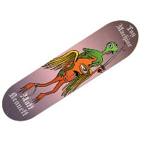 【トイマシーン デッキ】TOY MACHINE Deck BENNETT TURTLEBOY RIDER 8.0x31.63