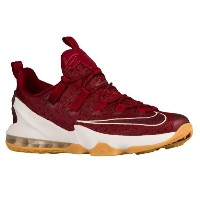 "Nike LeBron XIII 13 Low ""Cavs""メンズ Team Red/Sail/Black ナイキ バッシュ レブロン・ジェームス ローカット"