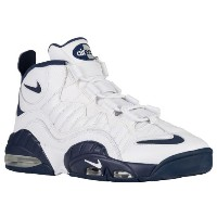 NIKE AIR MAX SENSATION メンズ White/Midnight Navy/White/Metallic Silver ナイキ エアマックス センセーション