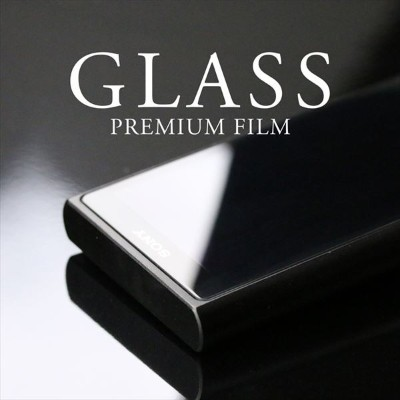 LEPLUS ルプラス 「GLASS PRMIUM FILM for NW-ZX1/ZX2」 LP-NWZX2FGLA ウォークマン用保護フィルム/ガラスフィルム
