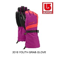 2016 BURTON バートン グローブ YOUTH GRAB GLOVE TROPIC/GRAPESEED