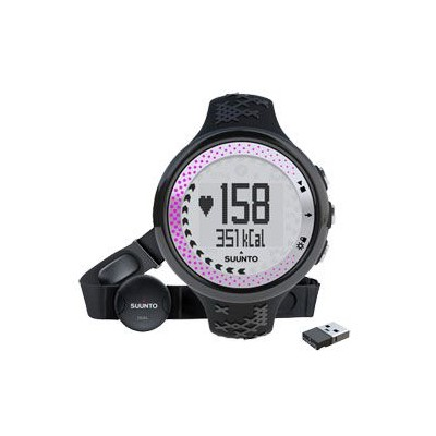 SUUNTO M5 Silver Pink Pack SS020233000 スント M5 シルバーピンクパック 【返品種別B】