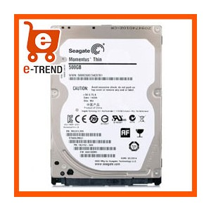 シーゲート ST500LM021 [Laptop Thin HDD(500GB 2.5インチ SATA 6G 7200rpm 7mm厚)]