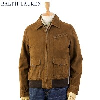 POLO by Ralph Lauren Leather Flight Jacket US ポロ ラルフローレン レザー フライトジャケット レザーブルゾン