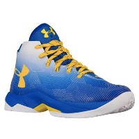 """Under Armour Curry 2.5 """"73-9""""キッズ/レディース White/Royal アンダーアーマー カリー2.5 バッシュ ステフィン・カリー"""