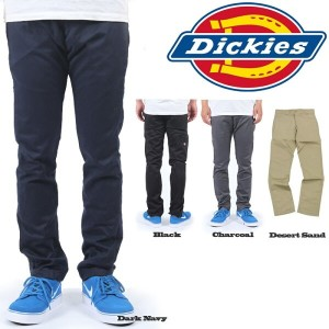Dickies ディッキーズ work pant 801 streight fit ワークパンツ スリムライン スキニー WP801 ds-Y