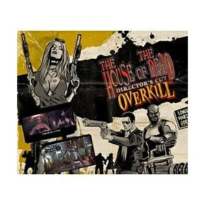 【送料無料】 セガゲームス The House of The Dead: OVERKILL Director's Cut【PS3ゲームソフト】[THEHOUSEOFTHEDEAD:OV]