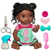 Baby Alive ベビーアライブ 赤ちゃん 人形 フィギュア ドール Baby Alive Beautiful Now Baby - African American