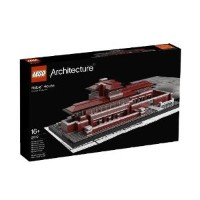 LEGO Architecture (レゴブロック:アーキテクチャー) Robie House (ロビー邸)