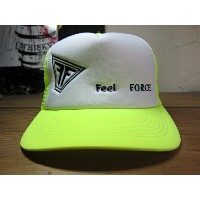 Feel FORCE/ONE&ONLY MESH CAP NEON YELLOW