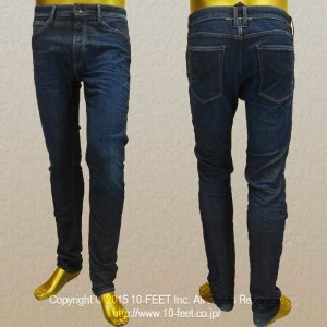 【あす楽】 WRIGHT'S 2K STANDARD PANTS W10001 MEN'S DENIM PANTS (メンズ デニム パンツ)