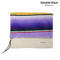 Double Shot ダブルショット クラッチバッグ SMALL HOLD CLUTCH ds0005-cl-cr