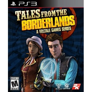 PS3 Tales from the Borderlands USA(テイルズフロムザ・ボーダーランド 北米版)〈2K Games〉【新品】