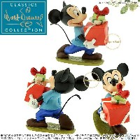 WDCC プルートのクリスマスツリーのためのプレゼント ミッキー Mickey Mouse Presents For My Pals Pluto's Christmas Tree □