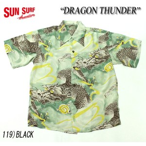 "No.SS32294 SUN SURF サンサーフSPECIAL EDITION""DRAGON THUNDER"""