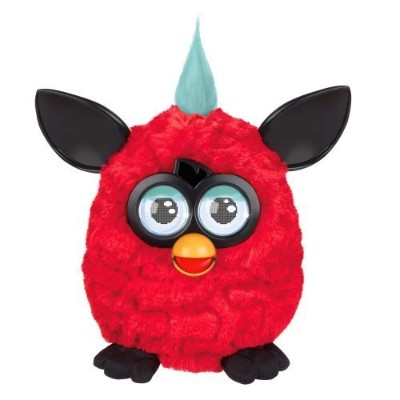 Furby Plush, Red/Black おもちゃ
