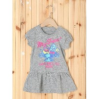 【SALE/65%OFF】X-girl Stages S/S GIRLY DRESS SWEETS(12M-3T) エックスガールステージス ワンピース【RBA_S】【RBA_E】
