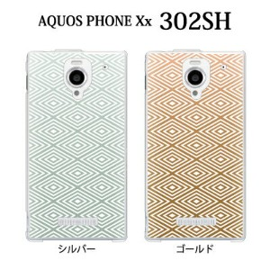 SoftBank AQUOS PHONE Xx 302SH ケース カバー 和柄 TYPE2 for SoftBank AQUOS PHONE Xx 302SH ケース カバー[302SH]...