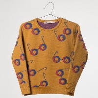 bobochoses ボボショーズ BABY JUMPER AW16213