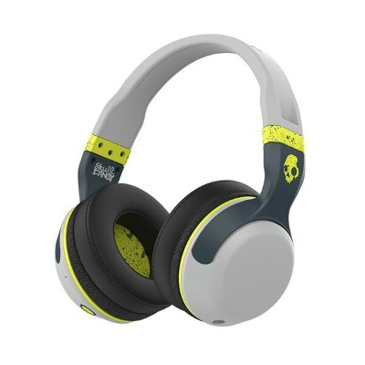 Skullcandy スカルキャンディー HESH 2 OVER-EAR WIRELESS LIGHT GRAY/DARK GRAY/HOT LIME【S6HBGY-384】スカルキャンディのBlue...