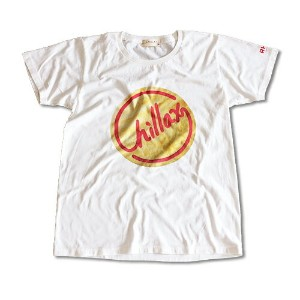 RHC Ron Herman (ロンハーマン): Chillax×Hi-Dutch for RHC Tシャツ (White)