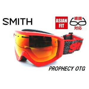 ★SMITH★スミス★【PROPHECY OTG】★Red Archive 1994★Red Sol-X Mirror★ゴーグル