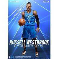 ENTERBAY 1/9 MOTION MASTERPIECE COLLECTIBLE NBA COLLECTIOIN Russell Westbrook(エンターベイ 1/9 モーション...