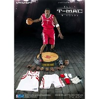 ENTERBAY 1/6 SCALE REAL MASTERPIECE COLLECTIBLE FIGURE NBA COLLETION TRACY McGRADY (エンターベイ 1/6...