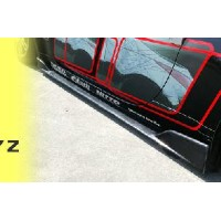 DAMD ダムド エアロ FAIRLADY Z (フェアレディーZ)  Z33 BUMPER TYPE STYLING EFFECT  SIDE SKIRT FRP 未塗装