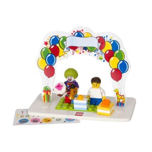 レゴ ホリデー 850791 LEGO Minifigure Birthday Set
