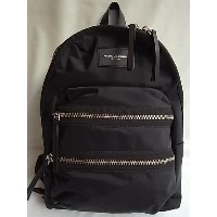 "MARC JACOBS(マーク ジェイコブス)【DOMO ARIGATO BACKPACK】""NYLON""BACK PACK★BLACK★"