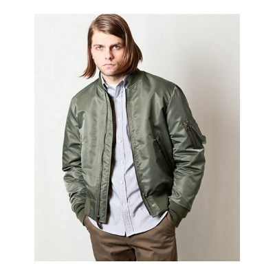 【SALE/20%OFF】MR.OLIVE WALK IN CLOSET ORIGINAL / 【MILITARY NYLON CLOTH】 MA-1 JACKET ミスターオリーブ コート...